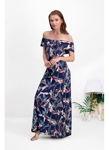 Pierre Cardin Pierre Cardin Lacivert Kadın Elbise Lacivert